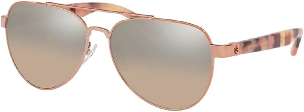 Tory Factory outlet Burch TY6070 Pilot Sunglasses Women+FREE San Jose Mall For Complimentary