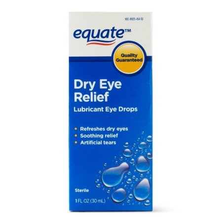 Best Equate Dry Eye Drops