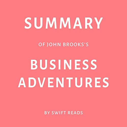 『Summary of John Brooks's Business Adventures』のカバーアート