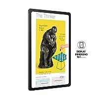 "Samsung Galaxy Tab S6 Lite + S Pen, Tablet, Display 10.4"" WUXGA+ TFT, 64 GB Espandibili, RAM 4GB, Batteria 7040 mAh (Ricarica rapida), WiFi, Android 10, Grigio (Oxford Gray) [Versione Italiana] #2"