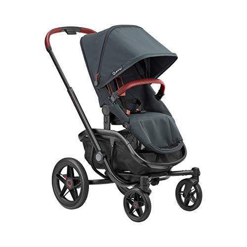 Quinny 1395760000 Quinny Vnc Urban Kinderwagen, Graphite Twist