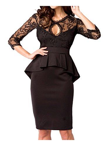 Luxury & Good lingerie dames jurk met pootjes