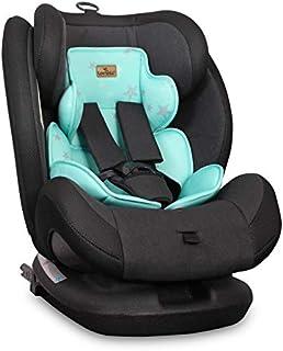 babyGo Bursa II rot Sitzerhöhung mit Isofix Kindersitz 15-36 kg NEU