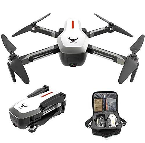 ETbotu Drohne,ZLRC-Tier-SG906 5G WiFi GPS mit Kamera 4K und Handtasche 3 Batterie