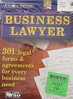 E-Z Legal Software Business Lawyer