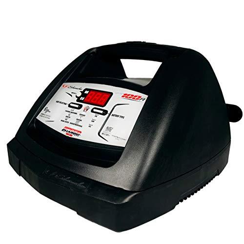 Best Deals! Schumacher Battery Charger Cables 6V/12V 100-Amp Power Bank Portable Car Jump Starter Au...