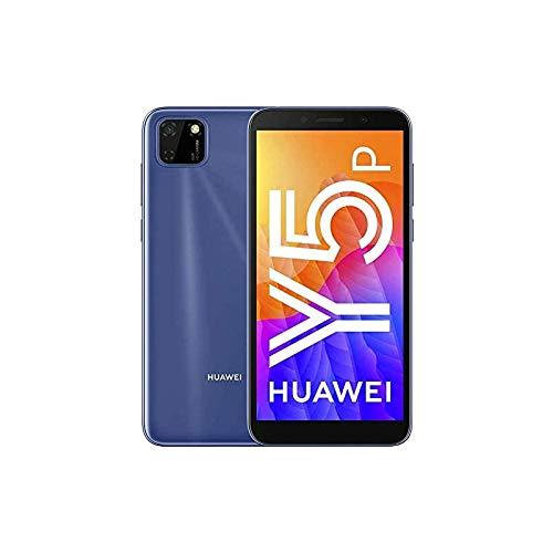 Huawei Y5P - Smartphone 32GB, 2GB RAM, Dual SIM, Phantom Blue