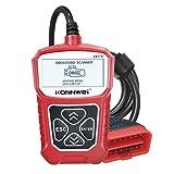 LEXIANG Escáner de diagnóstico de Coche KW310 OBD2, escáner automotriz para Lector de código de...