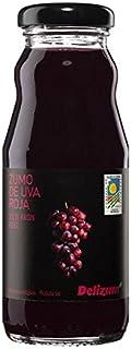 Delizum Zumo Uva Roja 1L L Bio Envase De 1 Litro 100 g
