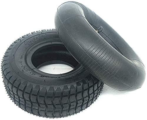 Neumáticos para patinetes eléctricos Neumático para patinetes eléctricos, 9 Pulgadas 9X3.50-4 Antideslizante...