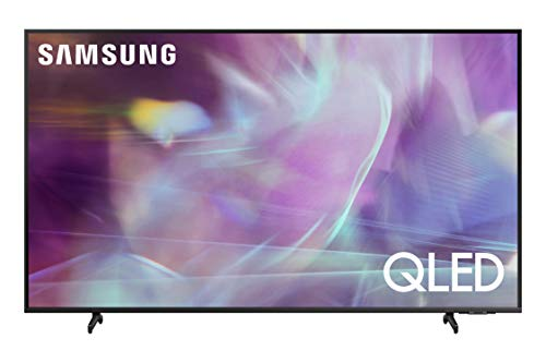 SAMSUNG 65-inch Class Q60A Series – QLED 4K UHD Smart TV with Alexa Built-in (QN65Q60AAFXZA, 2021 Model)