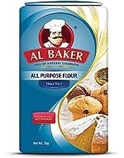 Al Baker All Purpose Flour, 2kg