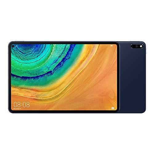 HUAWEI MatePad Pro 10.8-inch 2K FullView Tablet - HUAWEI Kirin 990, 6 GB RAM, 128 GB ROM, Multi-screen Collaboration, EMUI 10.0.1 (Based Android 10.0), Wi-Fi, Midnight Grey
