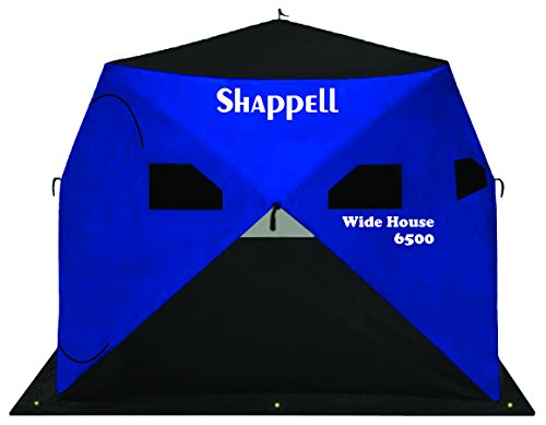 Shappell WH6500 Wide House 6500 Ice Shelter