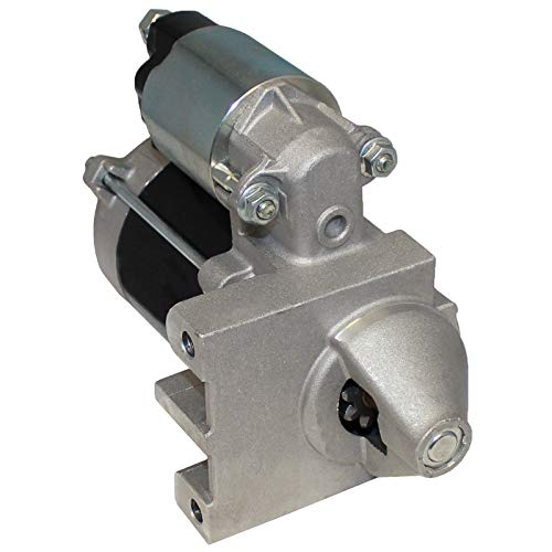 Caltric Starter Compatible With John Deere 32 36 48 52 Inch Commercial Walk-Behind Mowers Am107206