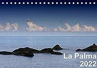 La Palma (Tischkalender 2022 DIN A5 quer): La isla la bonita (Monatskalender, 14 Seiten )