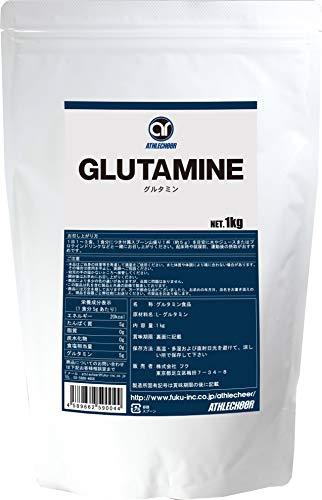『アスリチア グルタミンパウダー 1kg』の1枚目の画像