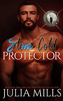 Stone Cold Protector: Federal Paranormal Unit (Dragon Guard Series Book 38) by [Julia Mills]