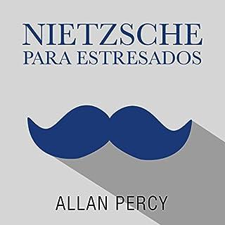 Nietzsche para estresados audiobook cover art