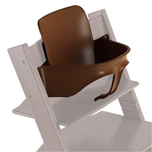 Stokke Tripp Trapp Baby Set - Accessoires Pour Chaise Haute (Marron)