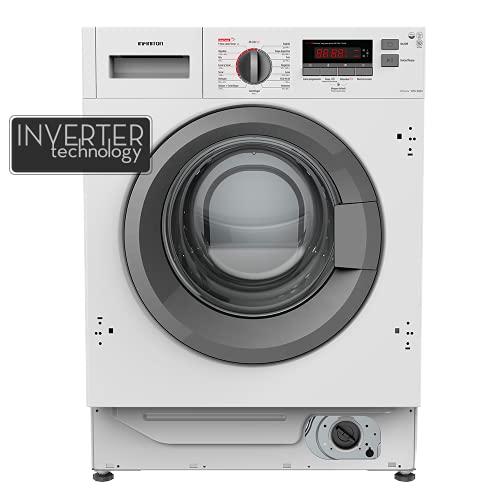 LAVADORA-SECADORA INFINITON WSD-B684 ENCASTRE (Lava 8 KG/Seca 6 KG, Carga Frontal, INVERTER, 1400 rpm, 16 Programas, Display LED, Integracion)