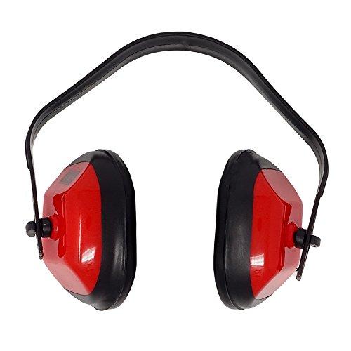 SBS® Gehörschutz mit Bügel | Kapselgehörschutz | Lärmschutz | Kopfhörer | ideal für Umbauarbeiten, Feuerwerk uvm