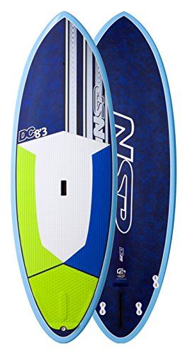 NSP DC Surf Wide Coco Stand Up Paddle Surfboard 8'7''