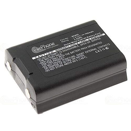 cellePhone Akku NI-MH kompatibel mit Ravioli Grundfos MTR15 (Ersatz für NH800)