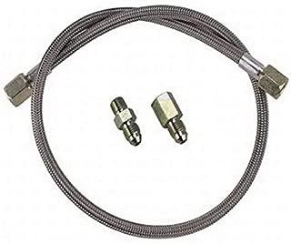 Best braided pressure gauge line kit Reviews