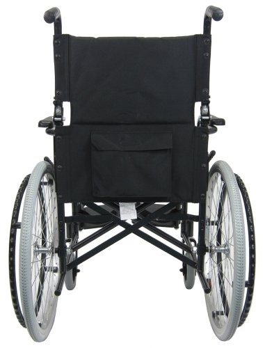 Karman 24 pounds LT-980 Ultra Lightweight Wheelchair Black