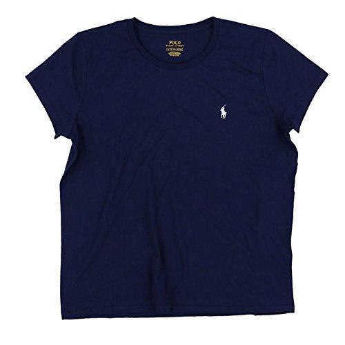 Polo Ralph Lauren Women's Crewneck Pony Logo Tee