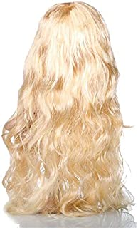 Adalayell-AU Halloween Party Hairpiece Curly Long Hair Wig Sexy Lady Full Wigs For Dress Up Cosplay Costume Themed Parties