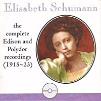 Complete Edison & Polydor Recordings 1915-1923 by VARIOUS ARTISTS