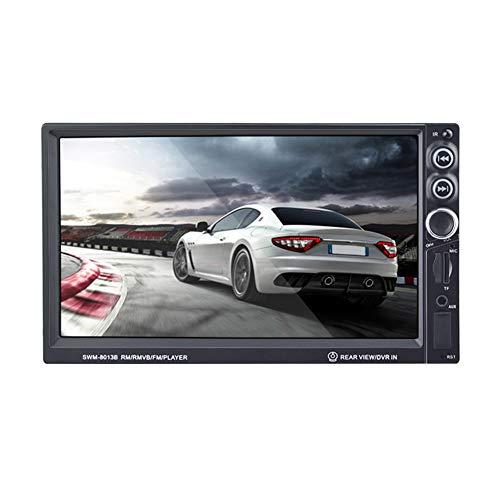 7in Touchscreen Auto Bluetooth Freisprecheinrichtung Video Audio MP5 Player FM Radio Rückansicht U Disk TF Card Player