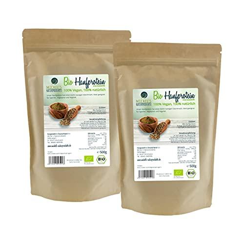Michel´s Naturprodukte -   - Bio Hanfprotein