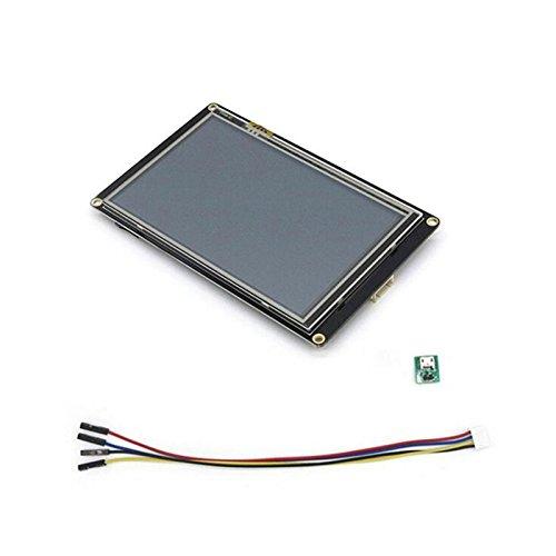 quickbuying 17,8cm Enhanced HMI Intelligente Smart usart UART Serial Touch TFT LCD-Display-Modul Panel für Raspberry Pi für Arduino Ki