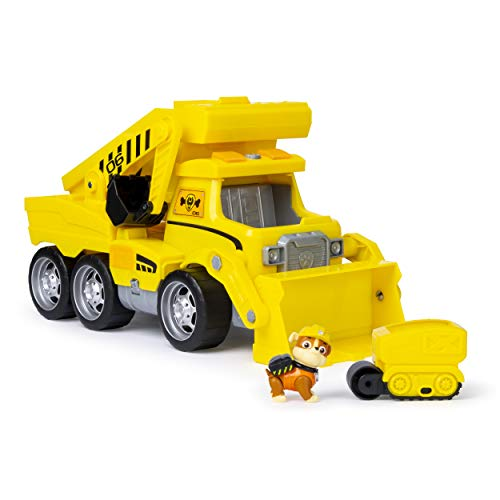 Paw Patrol Rocky's Total Team Rescue Recycling Truck Now $15 (Was $34.49)
