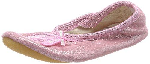 Beck Mädchen Ballett Gymnastikschuhe, Pink (Rosa 03), 25 EU
