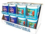 The Fridge Freezable Beverage Holder Case Pack: 16