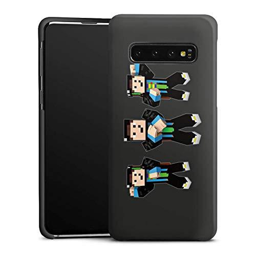 DeinDesign Premium Case kompatibel mit Samsung Galaxy S10 Hülle Handyhülle Gommehd Fanartikel Merchandise Fan Article Merchandise