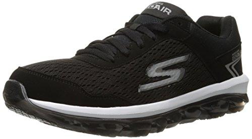 Skechers Performance Men's Go Air Walking Shoe,Black/White,8.5 M US