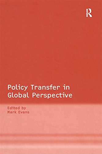 Policy Transfer in Global Perspective (English Edition)