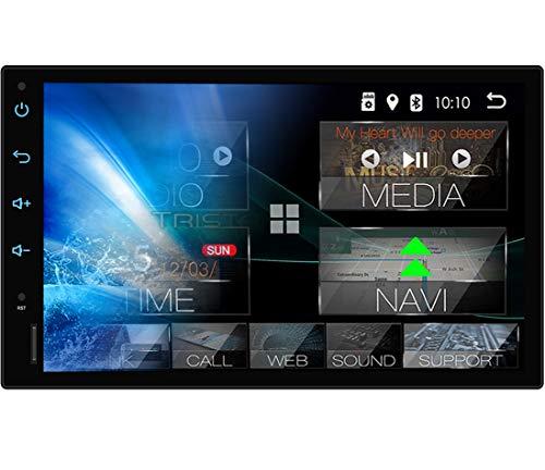 Tristan Auron BT2D7018A Android 10.0 Autoradio mit Navi - 7