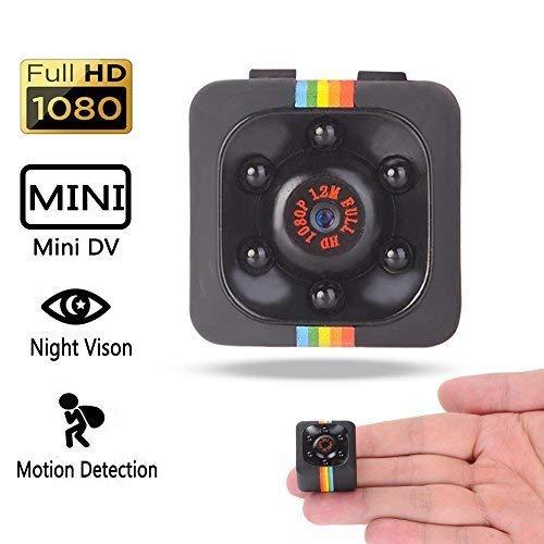 NFITtech Mini Hidden Camera HD 720P/1080P