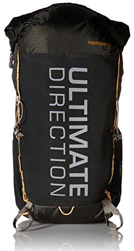 Ultimate Direction Fastpack 25 S/M Graphite, Mochila Hidratante, Unisex Adulto, Grafito, Pequeña