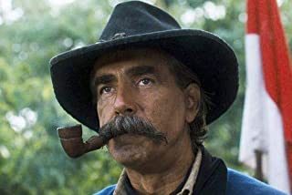Sam Elliott in Gettysburg smoking pipe Civil War Brigadier General John Buford 11x17 Mini Poster