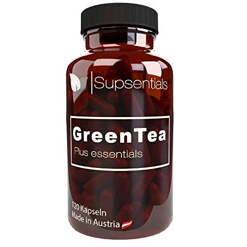 Sg Nova Produktion -  Grüner Tee Extrakt