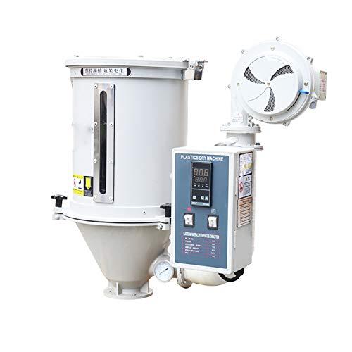 INTSUPERMAI 110lb Injection Molding Machine Hopper Type Plastic Dryer Hot Air Drying Oven Granule Drying Barrel 220V