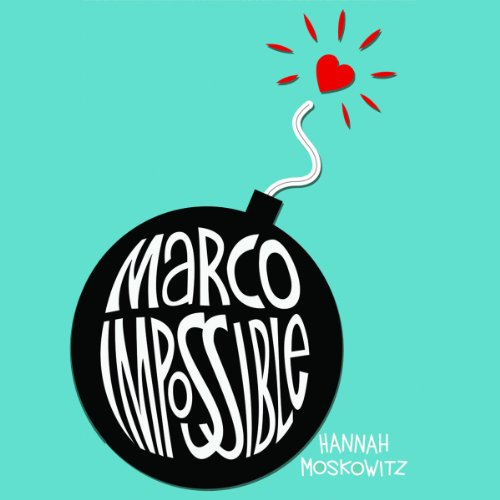 Marco Impossible audiobook cover art