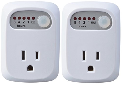 Simple Touch C30004-Multi-2P Original Auto Shut-Off Safety Outlet, Multi Setting 2 count